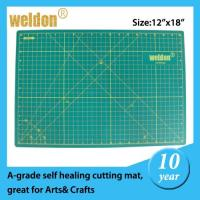 Wholesale ECO blue Self-healing flexible A0-A5 cutting mat paper trimmer with mat from china suppliers