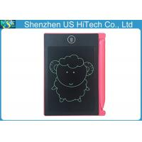Wholesale Pink E - Writer LCD Doodle Pad Lcd Drawing Pad With Digital Pen Plastic Writing Pad from china suppliers