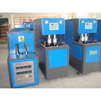 Wholesale 1.5L PET Semi-Automatic Bottle Blowing Machine Preform Heater 60HZ Water Production Line from china suppliers