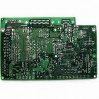 Wholesale High-density Multilayer PCB with Bind Hole, Diameter of 0.3mm, Made of Teflon PTFE from china suppliers