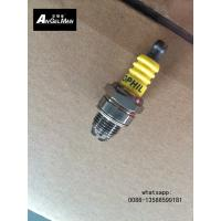 Wholesale OEM Small Chainsaw Spark Plug With 2 Electrodes Yellow For Lawn Mower from china suppliers