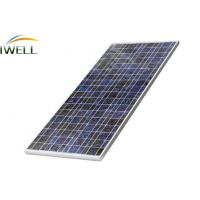 Buy cheap Polycrystalline Solar Cells Domestic Solar Power Panels  SPP160W To 200W from wholesalers