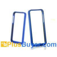 Wholesale Blue Case for iPhone 5 - Lightweight Aluminum Bumper Frame from china suppliers