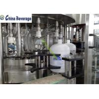 Wholesale Mineral Water Bottle Filling Machine Washing Capping Packing Gravity Filling from china suppliers