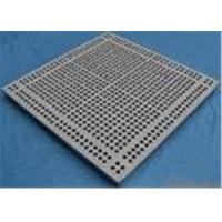 Wholesale Grid Steel Trunking Raised Floor Fireproof With Grey Epoxy Paint from china suppliers