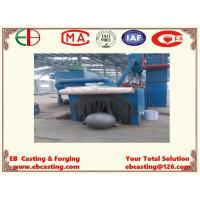 Wholesale Large Hollow Steel Balls in Shot Blasting Process for Construction Industry EB15019 from china suppliers