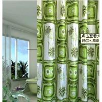 Wholesale Custom Polyester Floral bathroom Window Shower Curtain , Waterproof Materials from china suppliers