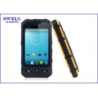 Wholesale Durable NFC Rugged Outdoor SmartPhone A8 , Dual Sim Standby Smartphone from china suppliers