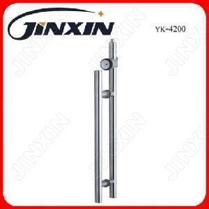 Wholesale Glass Door Handle Lock (YK-4200) from china suppliers