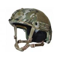 Wholesale Level IIIA Ballistic Helmets For Law Enforcement Dual Lateral Rail System from china suppliers