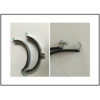 Quality Round Quick Pipe Clamp Heavy Duty For Heating Pipes / Waste Water Pipes -40 ~ 110 Deg for sale
