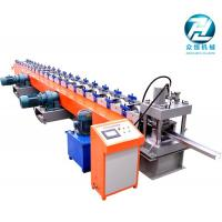 Wholesale Heavy Duty Metal C Profile Cold Roll Forming Machine With Double 15kw Motor Control from china suppliers
