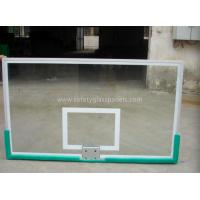 Wholesale Custom Printed  Basketball Backboard  ,Tempered Glass Basketball System from china suppliers