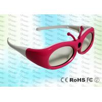 Wholesale Red Active Shutter 3D Education Glasses and Emitter with Trolley from china suppliers