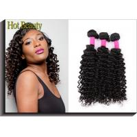 "Wholesale Grade 5A Virgin Brazilian Hair Deep Wave 10""-30"" Inch Brazilian Human Hair Extensions from china suppliers"