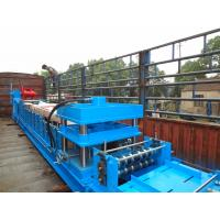 Buy cheap Automatic Cable Tray Roll Forming Machine 10 - 15m / min Line Speed from wholesalers