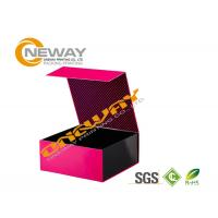 Quality Unique Design Flat Ship Cardboard Foldable Printed Packaging Boxes CMYK printing for sale