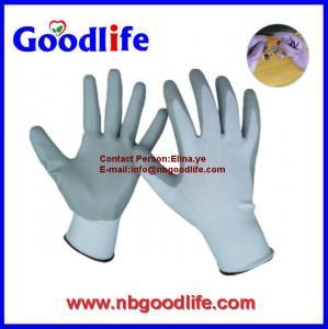 Wholesale Cheap nitrile gloves,nitrile work glove,safety nitrile work gloves from china suppliers