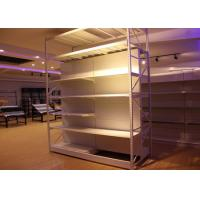 Wholesale Gondola supermarket shelving for retail shop from china suppliers