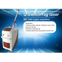 Wholesale Clinic Q - Switched Nd Yag Laser + C10 For All Color Tattoo / Pigment Removal from china suppliers