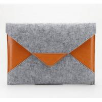 Wholesale Hot Sale Wool Felt Case for iPad Wool Felt Laptop Sleeve from china suppliers