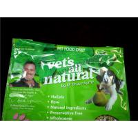 "Wholesale Eco Friendly Pet Food Packaging Bag , 12.5"" X 19"" #6 Vinyl Dog Food Green Bag from china suppliers"