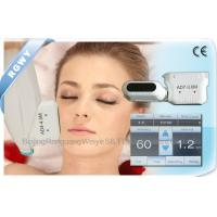 Quality Skin tighten and facial lifting High Intensity Focused Ultrasound HIFU CE approval for sale
