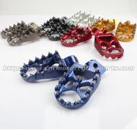 Wholesale Aluminum Adjustable Foot Pegs For Motorcycles from china suppliers