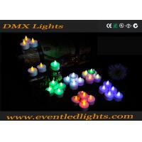 Wholesale Color Changing Led Candles With Remote , Meeting Led Votive Candles from china suppliers