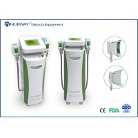 Wholesale 1800W Two Handles Cryolipolysis Fat Freezing Machine For Salon from china suppliers