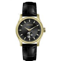 Wholesale Black OEM Round Shape Classic Automatic Watch CD Pattern Mineral Glass from china suppliers