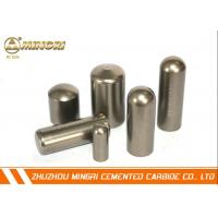 Wholesale Grind / Polished Cemented Carbide Stud For Mining Tools Tolerance +/-0.001mm from china suppliers