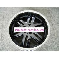 Buy cheap Zinc-Alloy Die Casting Custom Made Die Cast Aluminum Auto Parts from wholesalers
