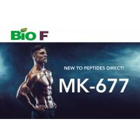 Wholesale CAS 159752-10-0 Natural Energy Supplements Ibutamoren MK 677 For Muscle Growth from china suppliers