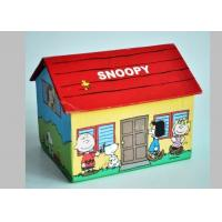 Wholesale Personalized Coated Paper House Shape Gift Packaing Boxes For Children Gift With Cartoon Design from china suppliers