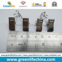Wholesale High Quality Metal Clip Holder w/Hook Curtain Clip ID Badge Accessories Hardware Clips from china suppliers
