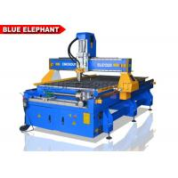 Wholesale Aluminum Cutting Metal Engraving Machine With Fixed Rotary 1300 X 2500 X 200mm from china suppliers
