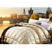 Wholesale 100 Percent Cotton Light Weight Duck Down Quilt All Seasons Duvet from china suppliers