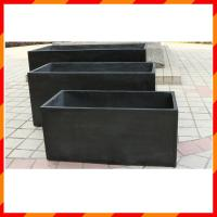 Buy cheap High strength light weight waterproof outdoor fiber clay garden pottery for home from wholesalers