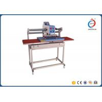 Wholesale Automatic Pneumatic T Shirt Printing Equipment Double Station Textile from china suppliers