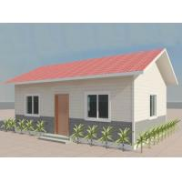 Wholesale Fire Resistance Material Prefab Mobile Homes for Warehouse , Workshop , Shop from china suppliers