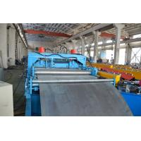 Wholesale Color Customized Chain Drive Economic Cable Tray Roll Forming Machine Hydraulic Punching from china suppliers