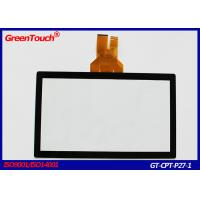 Wholesale Fast Response 27 Inch Capacitive LCD Touch Screen Panel No - drift Calibration Performance from china suppliers