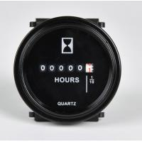 RL-HM009 Rund Mechanical Hour Meter for Gasoline Engine, Generators, Electronic Motors