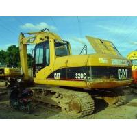 Wholesale Used Construction machine Used 320C Caterpillar Excavator CAT from china suppliers