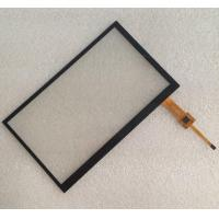 Wholesale Custom 7 Inch Projected Capacitive Touch Panel , Transparent Touch Screen Panel from china suppliers
