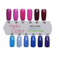Wholesale NP-4101 Colorful Nail Art Polish LED UV Gel 15ml 5oz Soak Off Lacquer from china suppliers