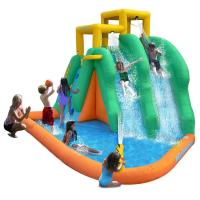 Wholesale PVC Giant Inflatable Water Amusement Park / Inflatable Sports Game For Kids from china suppliers