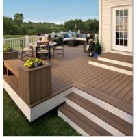 Quality Outdood WPC Decking Board for sale