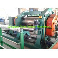 Wholesale XY3 3 Roll Calender Machine , High Efficiency Rubber Calendar Making Equipment from china suppliers
